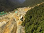 Myra Falls Mine – Lower Lynx Diversion Ditch – Knappett
